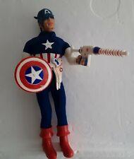 Vintage Captain Action Captain America Complete figure & accessories Ideal 1966