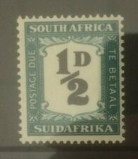 SOUTH AFRICA 1948-1949 POSTAGE DUE SGD34 MNH