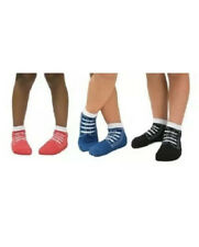 New Johnny's Trumpette Boys Ankle Socks 5-6 Years 3 Pair