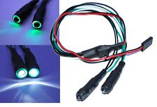 RC 2tone Led Light For Traxxas E-Revo T-Maxx E-maxx Jato Stampede Rustler Trx4
