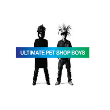 PET SHOP BOYS - ULTIMATE PET SHOP BOYS: CD ALBUM (2010)
