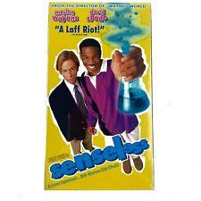 Senseless VHS Movie Film Marlon Wayans David Spade Dimension Factory Sealed
