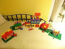 LEGO Fabuland Spielset großes Konvolut Häuser & Zubehör