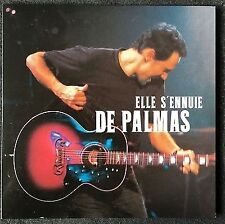 De Palmas CD Single Elle S'ennuie - Promo - Europe (EX+/EX+)