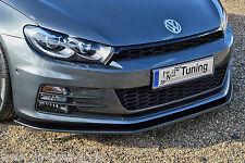 Sonderaktion Spoilerschwert Frontspoiler Cuplippe ABS für VW Scirocco mit ABE
