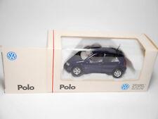 Volkswagen VW Polo Typ 6N 5Türer DKL blau drk blue metallic Schabak 1:43 DEALER