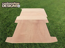 VW T4 Transporter LWB Camper / Day Van Interior 12mm Floor Ply Lining Kit