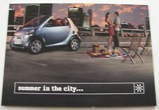 AK * Smart Cabriolet * Summer in the City