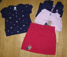 GYMBOREE NEW YORK PUPPY GIRL SWEATER TOPS SKIRT HOODED JACKET GIRLS 10 12 FALL