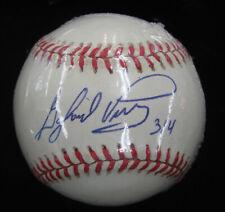 **SIGNED OFFICIAL LEAGUE BASEBALL by GAYLORD PERRY**
