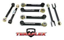 TeraFlex Complete 8 Short FlexArms Control Arm Kit For 97-06 Jeep Wrangler TJ