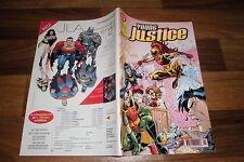 Young Justice # 7 -- wanted // DC-comic 1. edición 2000/no leído