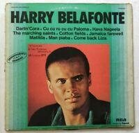 HARRY BELAFONTE LP OMONIMO 33 GIRI VINYL FRANCE RCA 6886805 EX/VG+