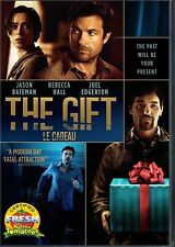 NEW DVD - THE GIFT - Jason Bateman, Rebecca Hall, Joel Edgerton, THRILLER
