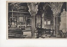 Milano Interno Della Chiesa Delle Grazie Italy 1928 Rp Postcard 158b