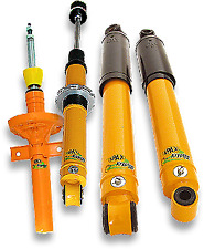 Spax Adjustable Rear Shock Ford (Europe) Fiesta Mk1 (all models excl. XR2)
