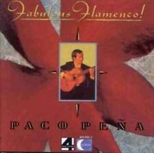 Pena Paco - Fabulous Flamenco (NEW CD)