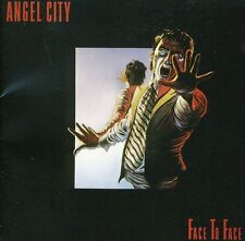 The Angels, Angel City - Face to Face [New CD] Jewel Case Packaging