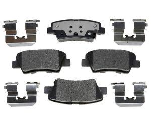 Disc Brake Pad Set-Element3; Hybrid Technology Rear Raybestos EHT1544H