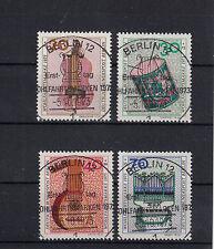 5999 ) Germany Berlin 1973 - Musical instruments, .. fantastic full stamp