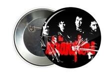Badge Pin Button The Stranglers 38 mm