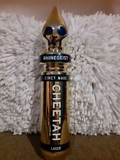 Rhinegeist Cheetah Cincinnati Tap Handle Gold