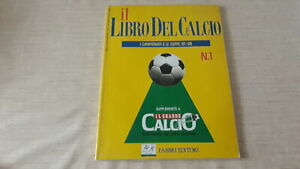 The Book Of Football Fabbri Editore 1988