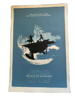Star Wars Rise of Skywalker Art Print Movie Poster Matt Ferguson XX/200 Mondo