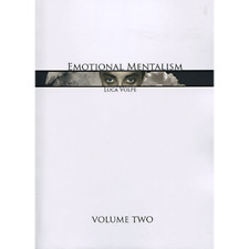 Emotional Mentalism Vol 2 by Luca Volpe and Titanas Magic from Murphy's Magic