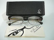 Lisa Loeb Eyewear Home Olive Eyeglasses Rx-Able Frame