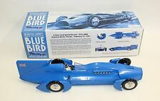 SCHYLLING Steel Malcolm Campbell Bluebird 1933 Land Speed Record Model Car