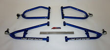 LONESTAR RACING LSR SPORT EXTENDED A-ARMS +2 INCH CANDY BLUE YAMAHA BANSHEE 350