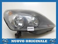 Front Headlight Right Headlight Original For OPEL Zafira B