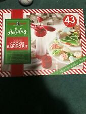 Holiday Deluxe Cookie Baking Kit NIP