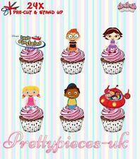 Little Einsteins 24 Stand-Up Pre-Tagliati CIALDA DI CARTA CUP CAKE TOPPER