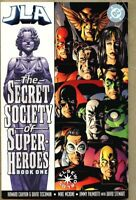 GN/TPB JLA The Secret Society Of Super-Heroes Book One #1 nm+ 9.6 2000