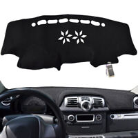 Dashmat Dash Mat Dashboard Cover For Mercedes-Benz Smart Fortwo W451 08-13