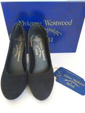 New Melissa Vivienne Westwood Anglomania heels shoes ~black~ size : 36
