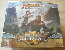 Scars of Mirrodin fat pack New Sealed