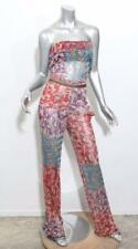 MISSONI MARE Womens XS Strapless Cover-Up Jumpsuit Romper Jumper 0-36 NWOT