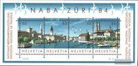 Schweiz Block24 (kompl.Ausg.) gestempelt 1984 NABA
