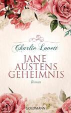 Jane Austens Geheimnis von Charlie Lovett (2016, Taschenbuch)