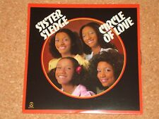 SISTER SLEDGE - Circle Of Love - NEW CD album in card sleeve