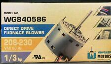 Diversitech Direct Drive Furnace Blower Model WG840586