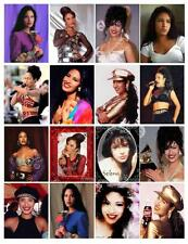 SELENA QUINTANILLA PEREZ  (16) PHOTO-FRIDG MAGNETS