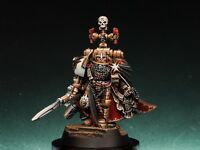 High Marshal Helbrecht painted resin Warhammer 40k GW Games Workshop