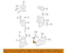 FORD OEM Engine Motor Transmission-Damper 6E5Z6F028B