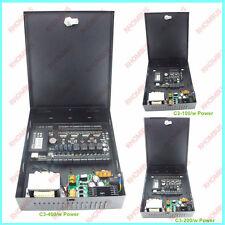 Zk TCP/IP RS485 Zksoftware C3 serie puerta de acceso basado en IP Panel de control/W Potencia
