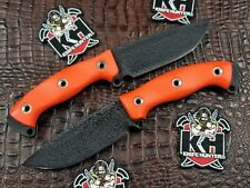 Busse Combat INFI BA-e CG SOS Orange G10 Unused Survival Knife