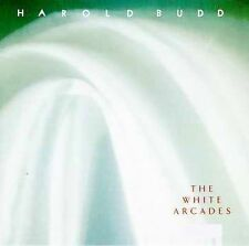 The White Arcades - Harold Budd (CD-1998 Opal Records/Warner Bros. US.) AMBIENT
